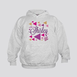 Laverne and Shirley: She's My Shirley Kids Hoodie