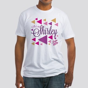 Laverne and Shirley: She's My Shirl Fitted T-Shirt