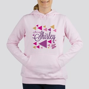 Laverne and Shirley: She Women's Hooded Sweatshirt