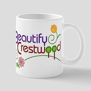 Beautify Crestwood Mug