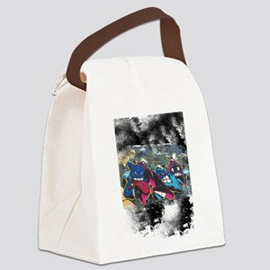 King of Graffiti Canvas Lunch Bag