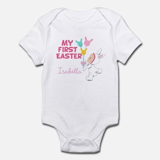 Girl's 1st Easter Infant Bodysuit