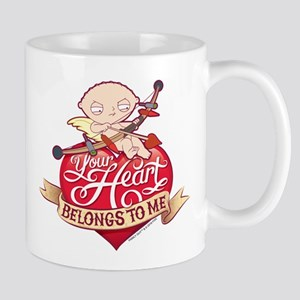 Family Guy Your Heart Belongs to Me Mug