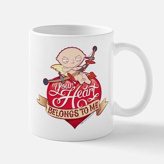 Family Guy Your Heart Belongs to Me Mug