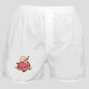 Family Guy Your Heart Belongs to Me Boxer Shorts
