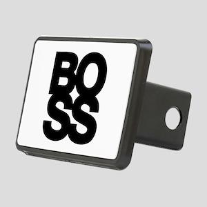 Boss Rectangular Hitch Cover