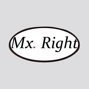 Mx. Right Patch