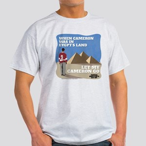 Let My Cameron Go Light T-Shirt
