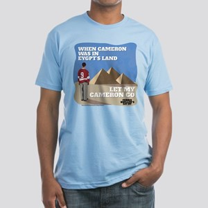 Let My Cameron Go Fitted T-Shirt