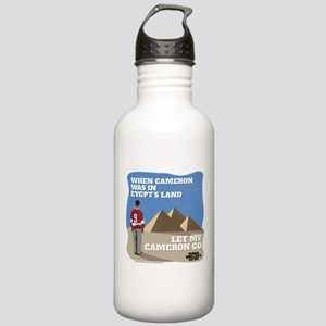 Let My Cameron Go Stainless Water Bottle 1.0L
