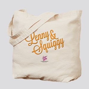 Laverne and Shirley: Lenny and Squiggy Tote Bag