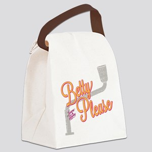 Laverne and Shirley: Betty Please Canvas Lunch Bag