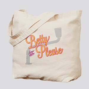 Laverne and Shirley: Betty Please Tote Bag