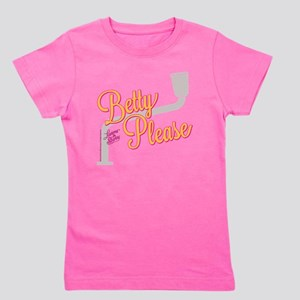 Laverne and Shirley: Betty Please Girl's Tee