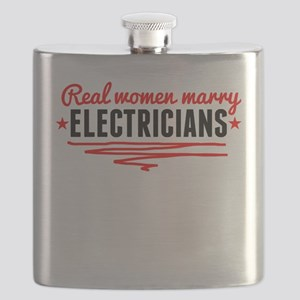 Real Women Marry Electricians Flask