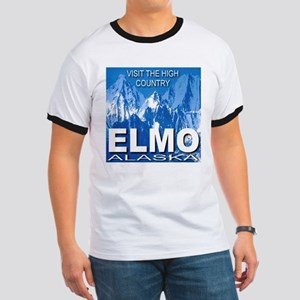 Visit The High Country Elmo, Ringer T