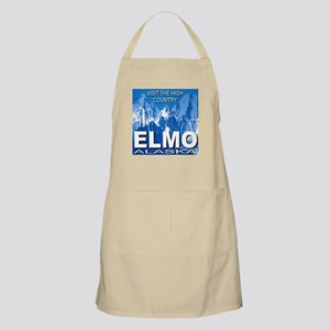 Visit The High Country Elmo, BBQ Apron