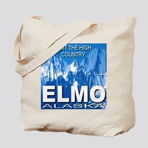 Visit The High Country Elmo, Tote Bag