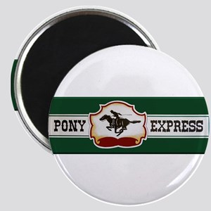 Pony Express Magnets