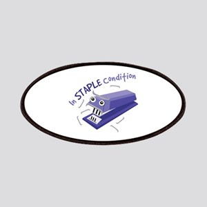 In Staple Condition Patch