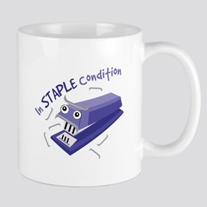 In Staple Condition Mugs