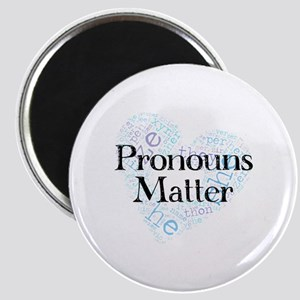 Pronouns Matter Magnet