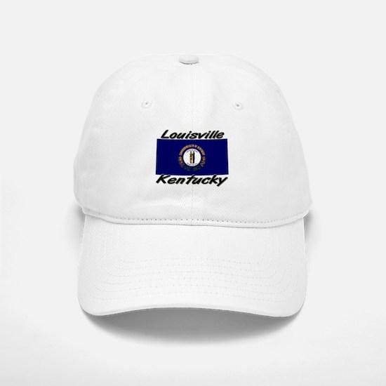 Louisville Kentucky Baseball Baseball Cap