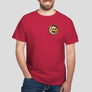 Violin-Yang Dark T-Shirt