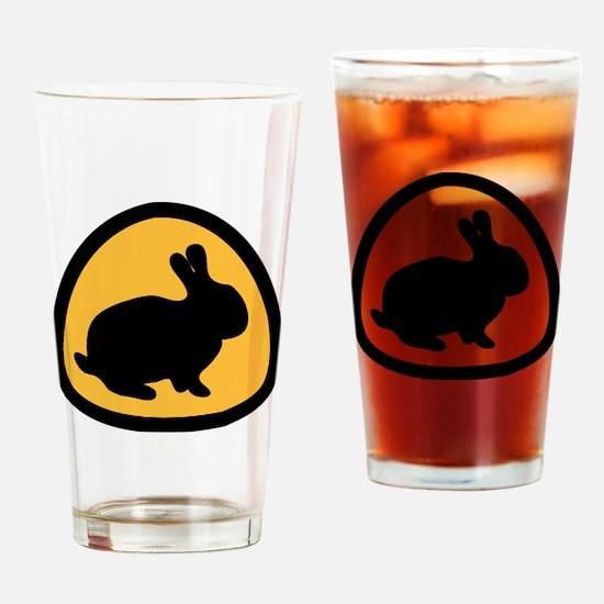 Cool Red dwarf Drinking Glass