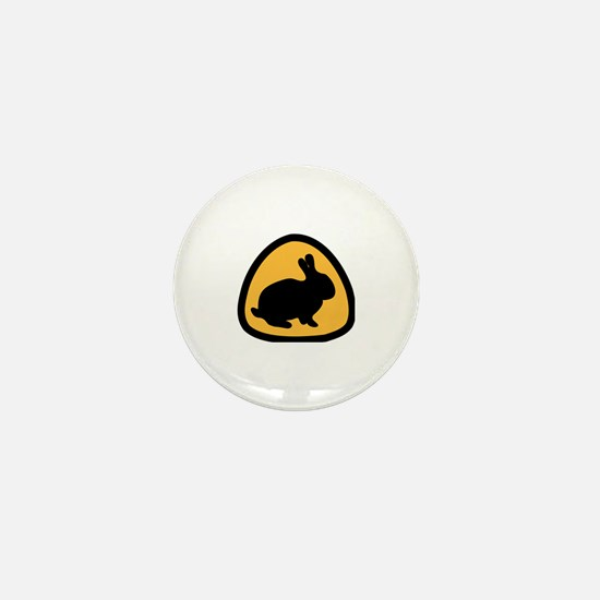 Funny Red dwarf Mini Button