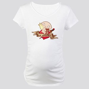 Family Guy Lil Loverboy Maternity T-Shirt