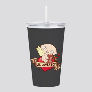 Family Guy Lil Loverbo Acrylic Double-wall Tumbler