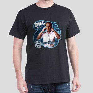 The Love Boat: Doc Bricker Dark T-Shirt