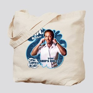 The Love Boat: Doc Bricker Tote Bag