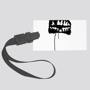 Grill Large Luggage Tag