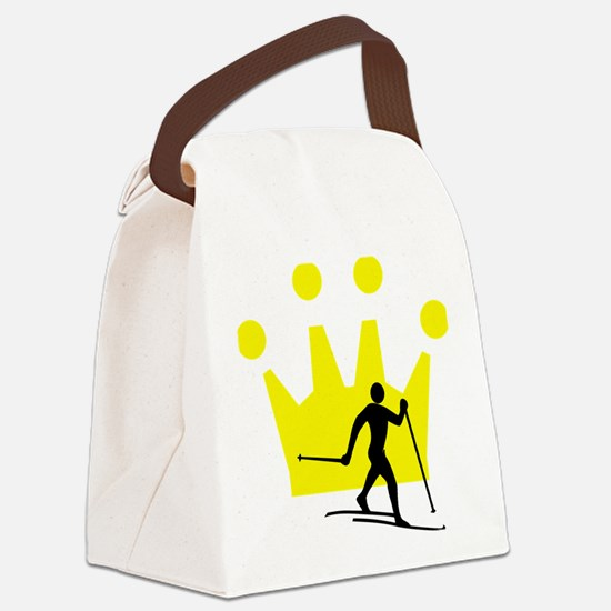 Funny Combine Canvas Lunch Bag