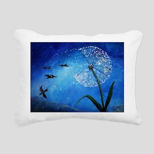 Wishing Rectangular Canvas Pillow