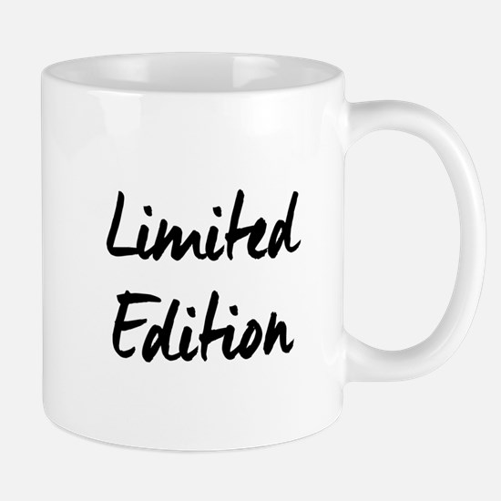 Limited Edition Mugs