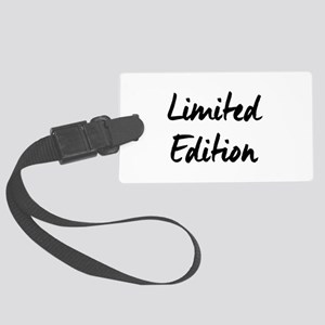 Limited Edition Large Luggage Tag