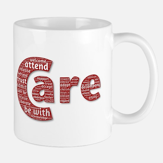 Words of Care Mugs