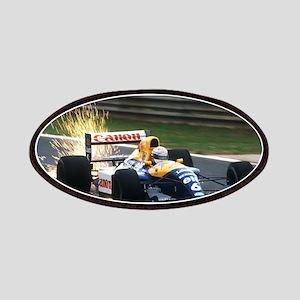 F1 Sparks Patch