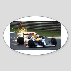 F1 Sparks Sticker