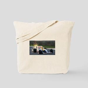 F1 Sparks Tote Bag
