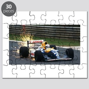 F1 Sparks Puzzle