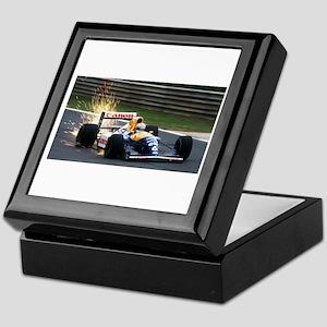 F1 Sparks Keepsake Box