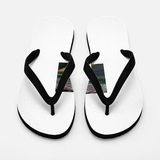 F1Blur Flip Flops