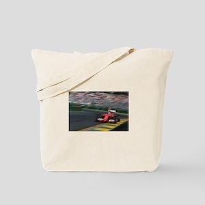 F1Blur Tote Bag