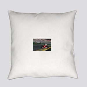 F1Blur Everyday Pillow