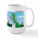 Dragon Grill-Master Large Mug