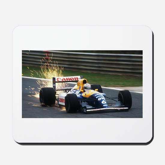 F1 Sparks Mousepad